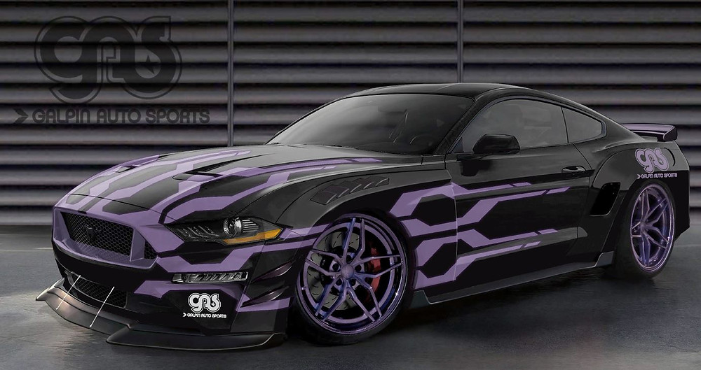 Galpin Auto Sports Mustang GT