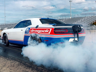 Order Banks Open for The Most Powerful Dodge Challenger Mopar Drag Pak Ever
