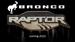 Ford Confirms Bronco Raptor For 2022