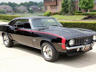 CLASSIFIEDS: Slick 1969 Camaro for $39,900