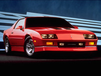 ARTICLES: Fast Lane Flashback  Vol: 1. The Iconic Chevrolet Camaro Iroc-Z