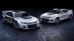 Chevrolet Reveals All-New NASCAR Nex Gen Camaro ZL1