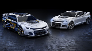 Chevrolet Reveals All-New NASCAR Nex Gen Camaro ZL1