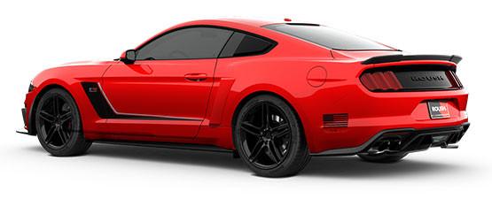 2018 Roush JackHammer Mustang