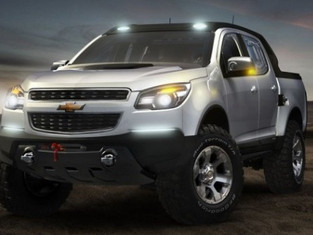 RUMOR MILL: Chevrolet Prepping Colorado Based Raptor Fighter