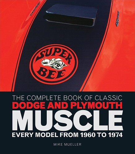 Complete Book of Classic Dodge & Plymouth Muscle