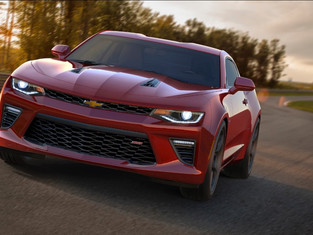 2016 Camaro Establishes New Performance Benchmark