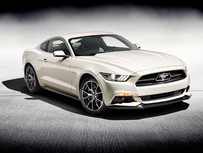 NEWS: Ford Unveils Limited Edition 50th Anniversary Mustang