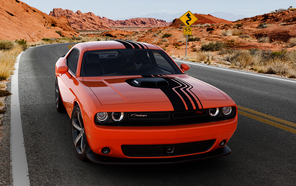 2018 Dodge Challenger R/T Shaker. Dodge continues to offer the ultimate in customization from the factory with the all-new Shakedown Package.