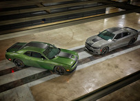 Dodge Salutes U.S. Armed Forces With Stars & Stripes Edition on Challenger and Charger