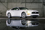 Ford Reveals Ice White Edition Appearance Package for Mustang