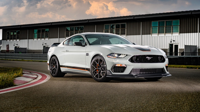 Return Of The Mach! Ford Revives Mach 1 for 2021