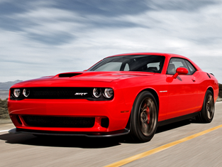 NEWS: 600+HP Hellcat Powered 2015 Dodge Challenger SRT Debuts