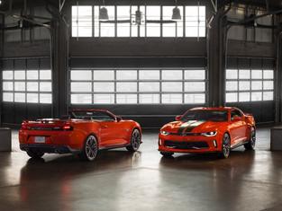 Camaro Hot Wheels Edition offers Full-Scale Fun