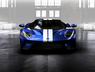 Ford Begins Taking Applications for All-New GT, Launches Configurator