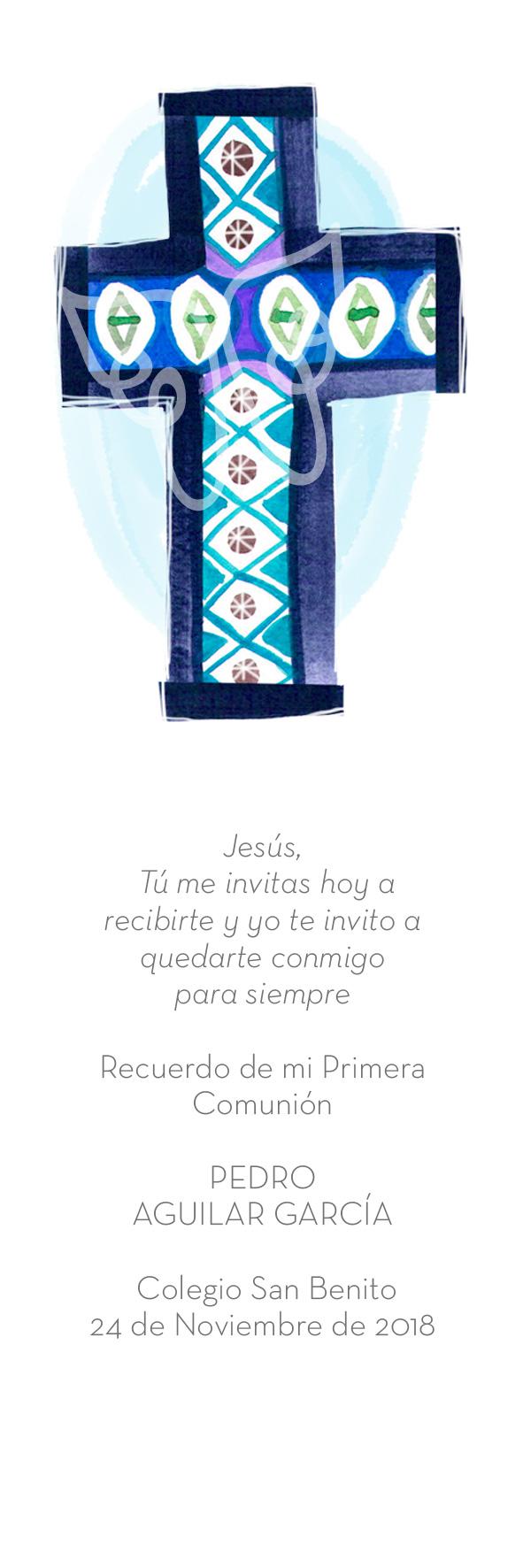 Cruz Mosaico