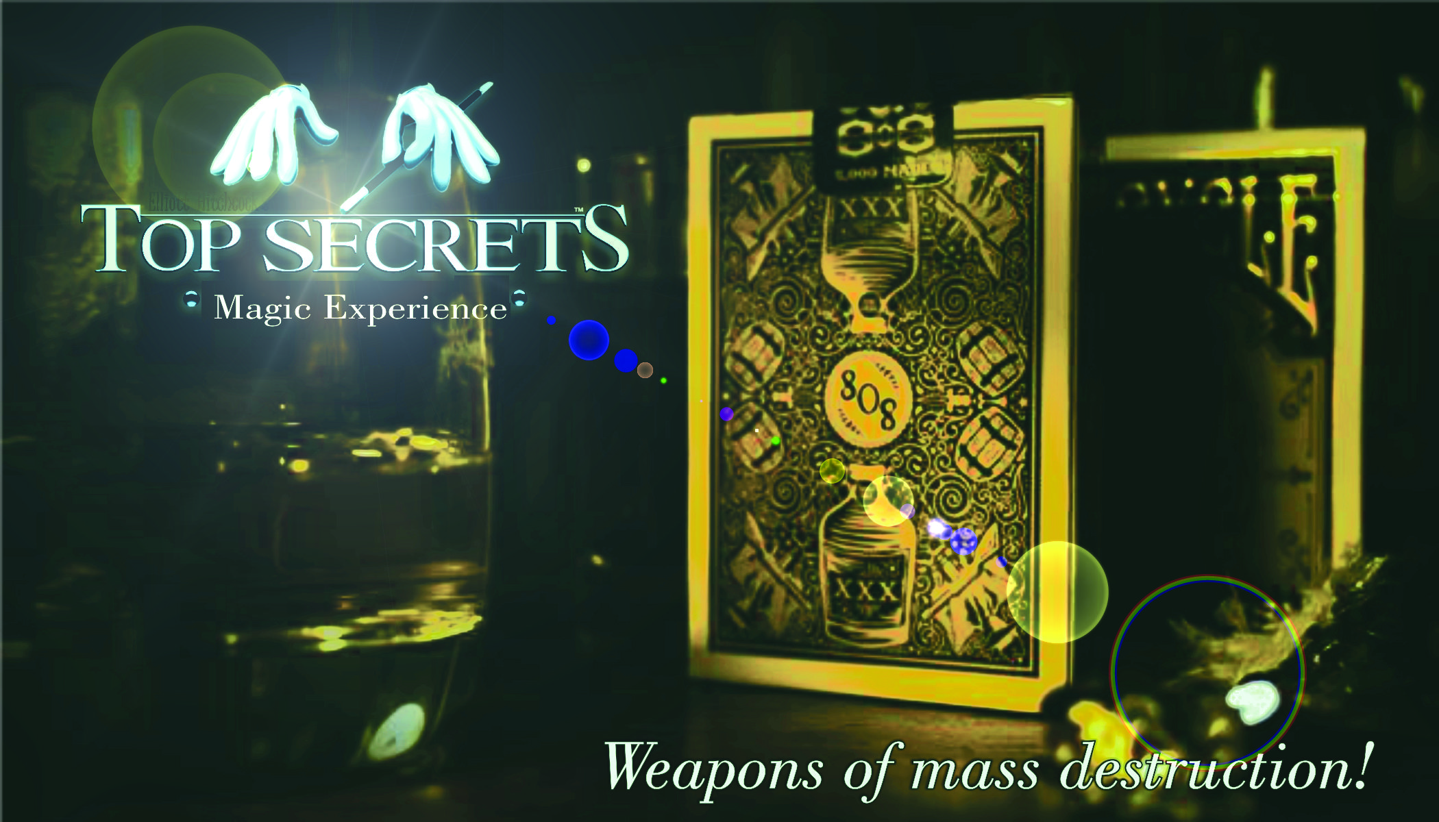 Weapons of mass descruction flat