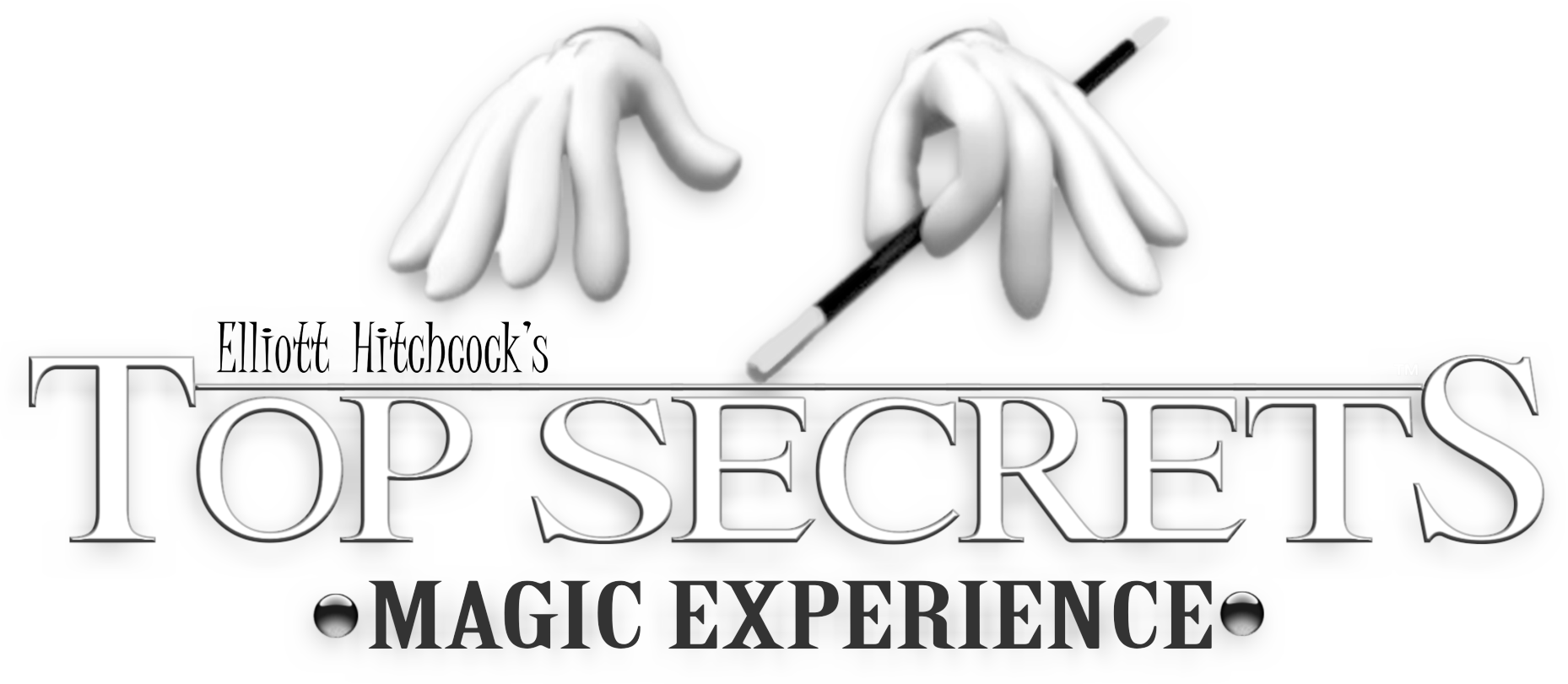 Top Secrets logo bw no background