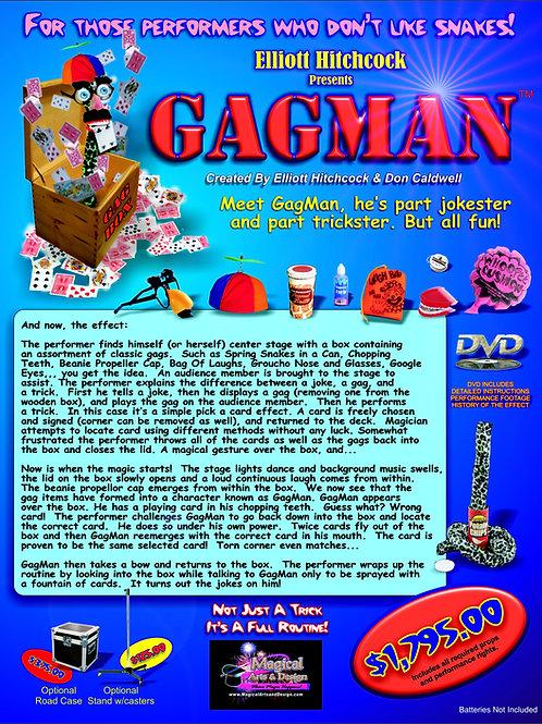 GAGMAN, The jokes on you!
