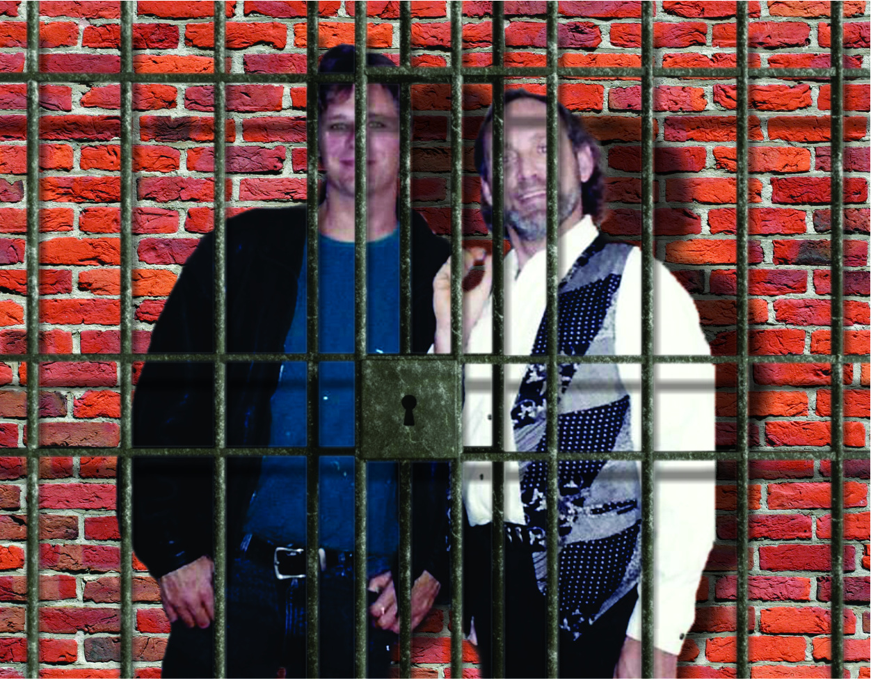 BOT Den and Jim jail flat