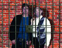 BOT Den and Jim jail flat