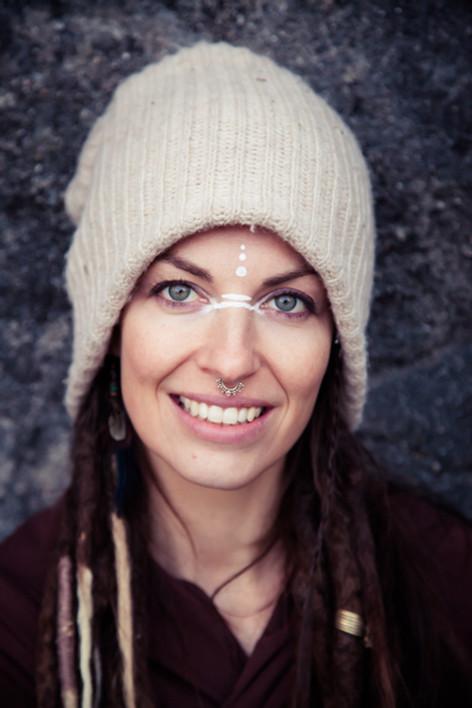 Mallika Jeanette Yndestad Hansen, DJ Witch Princess