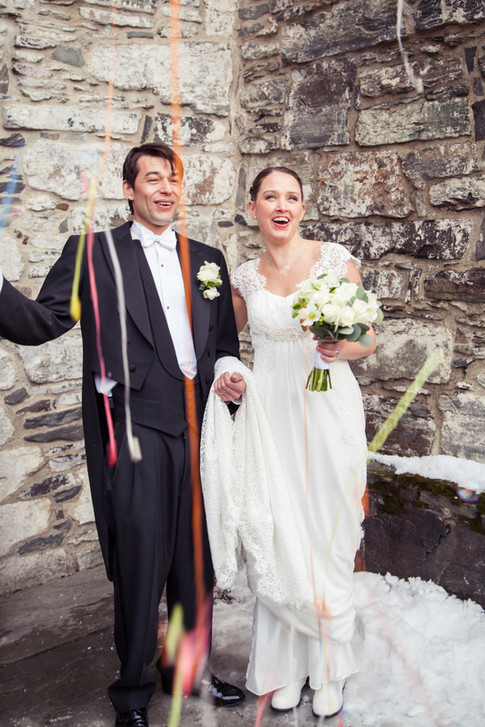 Bryllupsfotograf på Voss