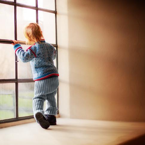 Barn fotografering