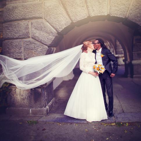 Bryllupsfotograf i Bergen