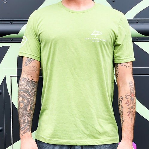 LP Classic Tee -Mens Green