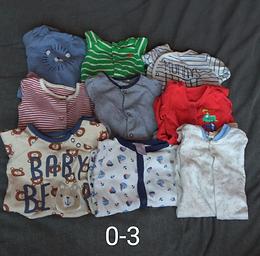 0-3 Baby Grow Bundle