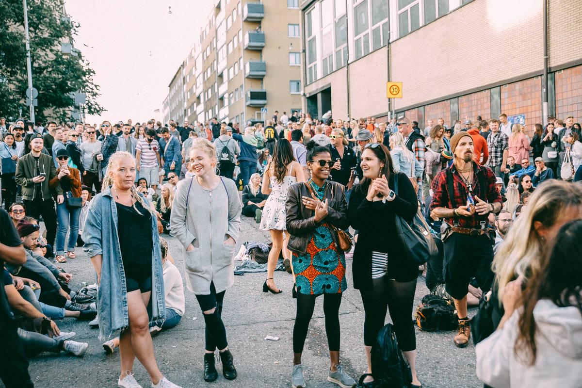 Kallio Block Party __ Helsinki