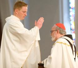 Ordination_Blessing Cardinal Sean