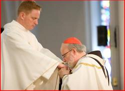 Ordination-Kiss