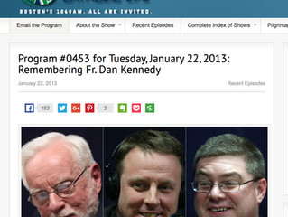 Radio Interview: Remembering Fr. Dan Kennedy