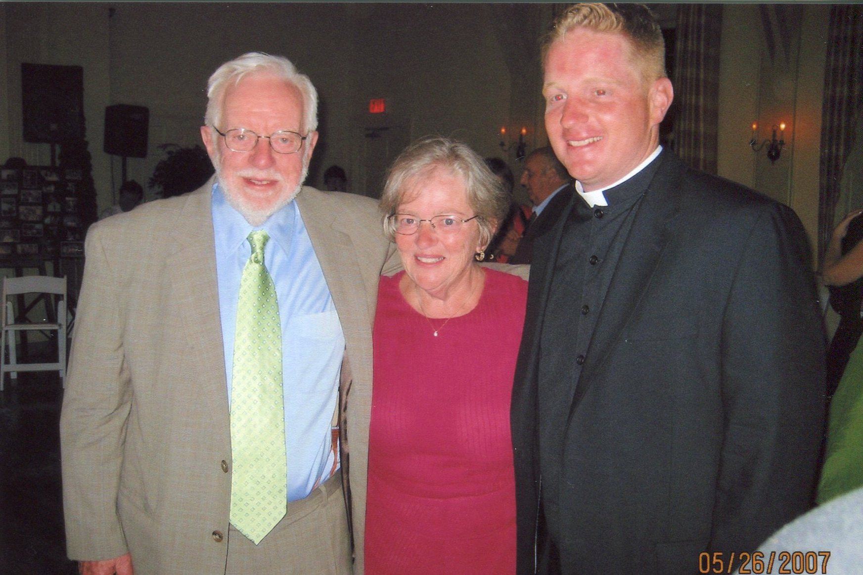 Parents-Priest