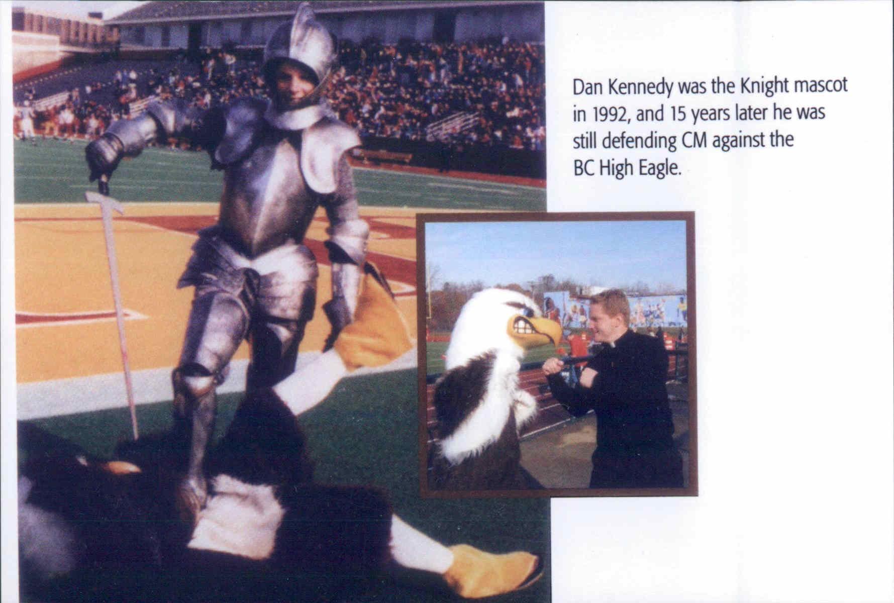 Mascot-Knight
