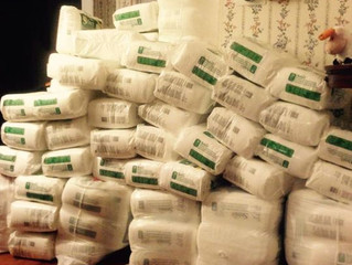 Anonymous Donation of Adult Diapers