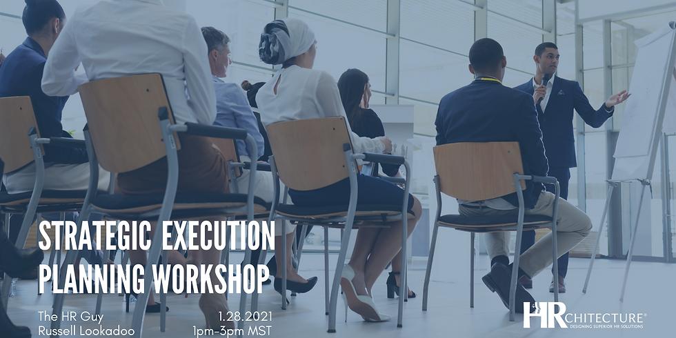 Strategic Execution Workshop
