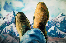 Boots in the Rockies