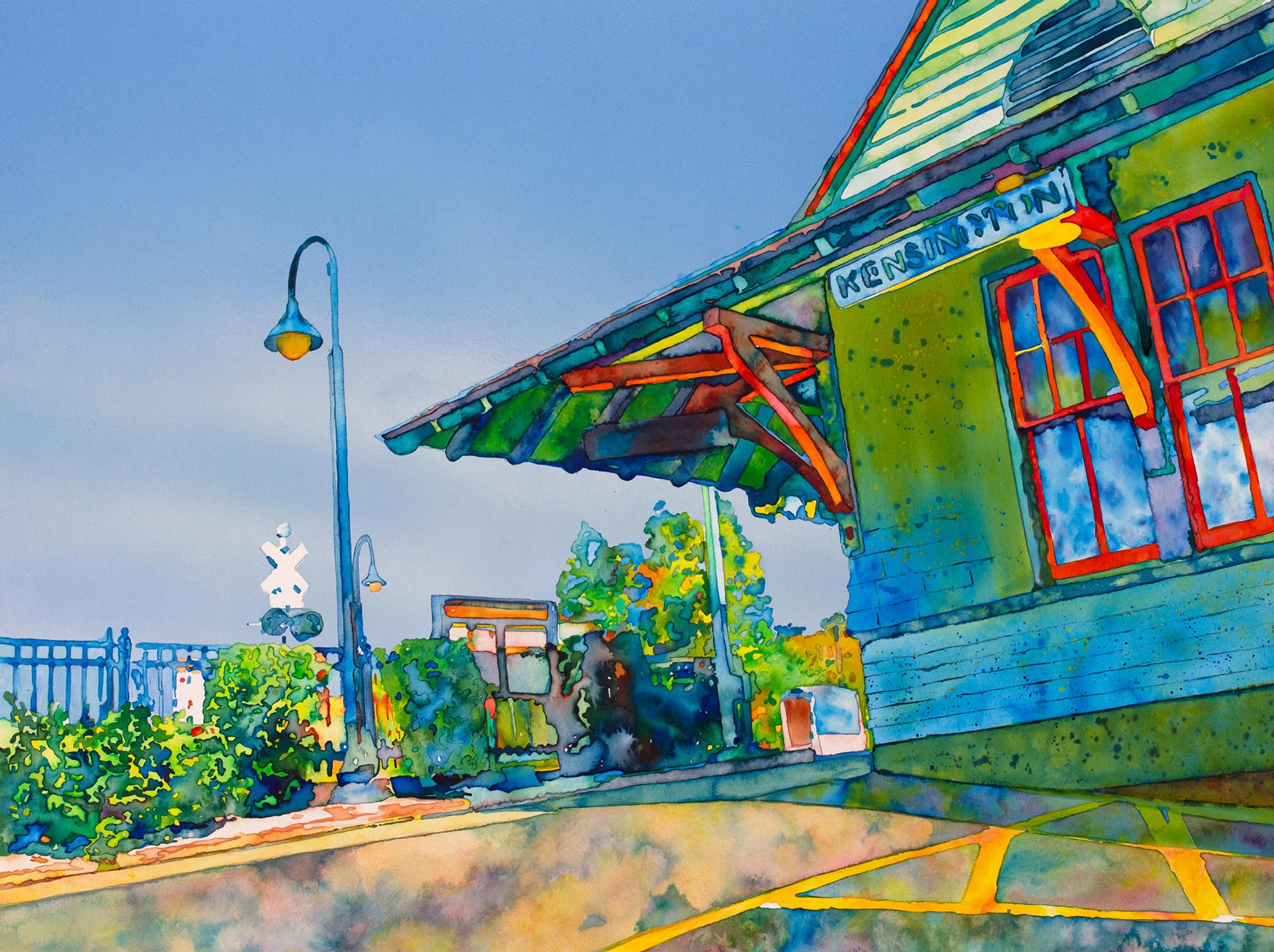 HalprinD_KensingtonStation2013