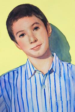 Portrait of Matt
