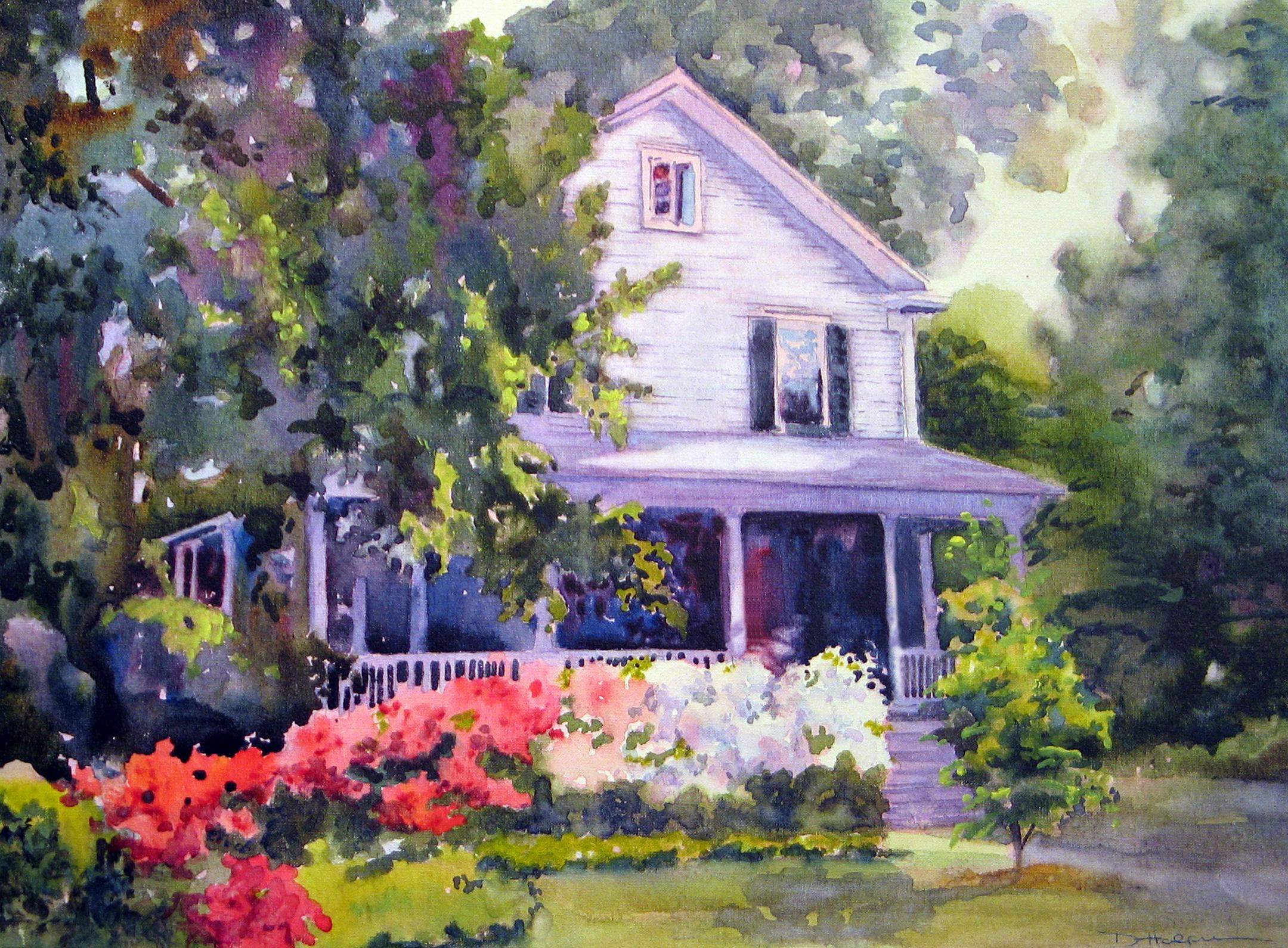 3708 Kenilworth Painting 2