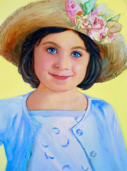 Portrait of Katie
