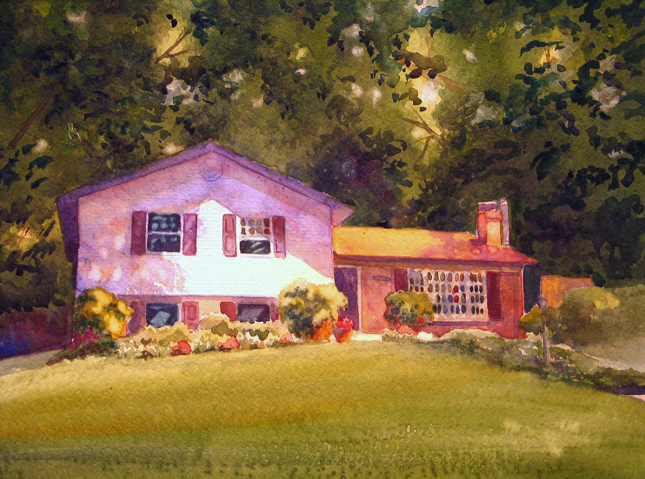 Pat Messett House