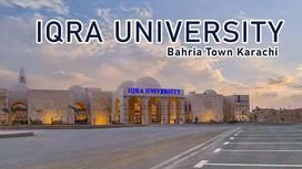 IQRA University Bahria Town, Karachi Campus