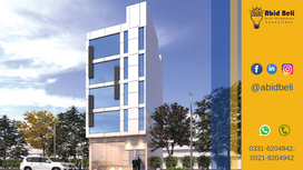 Book your Office / Showroom in DHA Phase 8 with 25% Down Payment