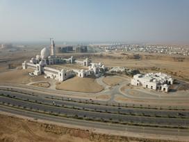 Grand Jamia Masjid Karachi - Pakistan's Largest Mosque