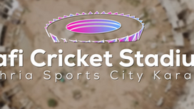 Rafi Cricket Stadium - Bahria Town Karachi