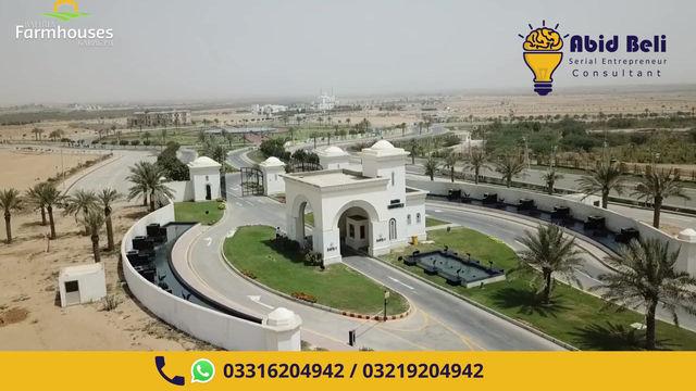 Bahria Farmhouses Karachi